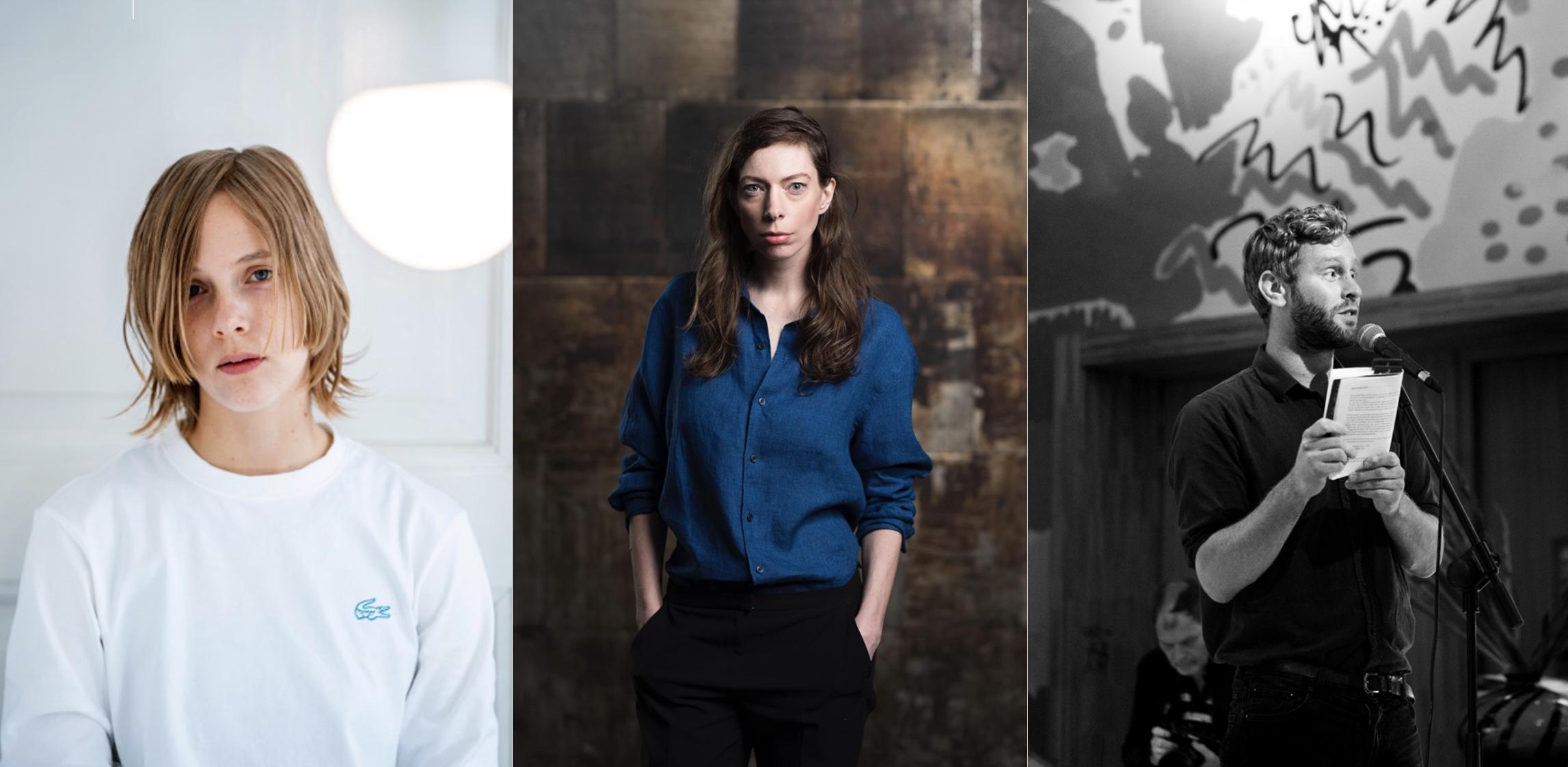 13 maart 2021: 'Avond van het Boek' met Marieke Lucas Rijneveld, Hanna Bervoets & Tim den Besten